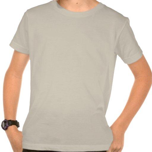 Kid's Organic Runaway Robot T-Shirt (Colour)
