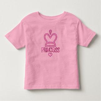 Kids Organic Shirt, Cute Princess, Pretty Pink Tshirt