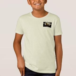 Kids organic T-shirt with dice