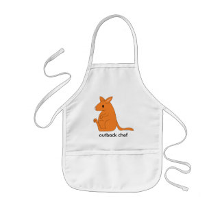 kid's outback chef apron