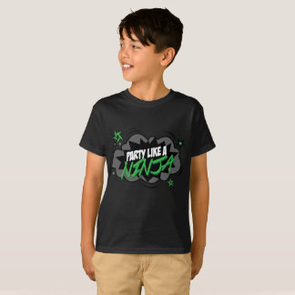 Kids Party Favors T-Shirt