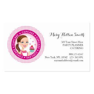 Kids Party Planner Events Organizer Card Template Business Card Templates