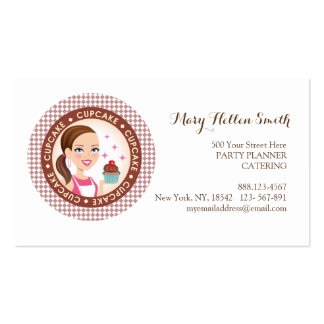 Kids Party Planner Events Organizer Card Template Business Card Template