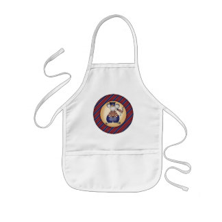Kids Patriotic Mouse T Shirts and Gifts Kids' Apron