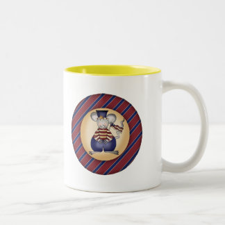 Kids Patriotic Mouse T Shirts and Gifts Coffee Mugs