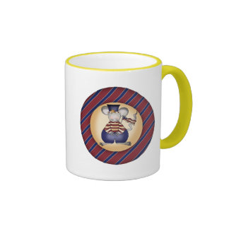 Kids Patriotic Mouse T Shirts and Gifts Mugs