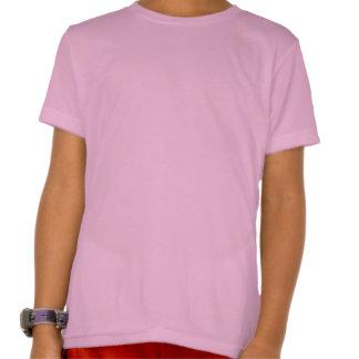 KIDs' Poly-Cotton Crew Neck T-Shirt soft durable