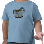 Kid's Pony / Horse and Saddle T-shirts