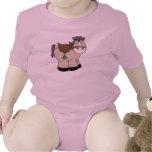 Kid's Pony / Horse and Saddle T Shirts