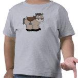 Kid's Pony / Horse and Saddle Tees
