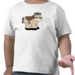 Kid's Pony / Horse and Saddle Tshirts