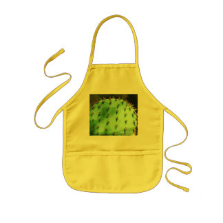 Kid's Prickly Pear Cactus Apron
