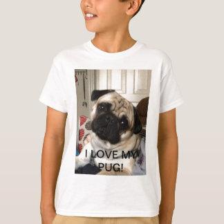 Kids Pug TShirt