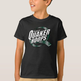 Kids Quaker Hoops Short Sleeve T T-Shirt