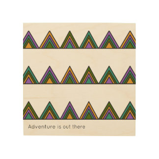 Kids Room - Wall Art - Adventure is out there