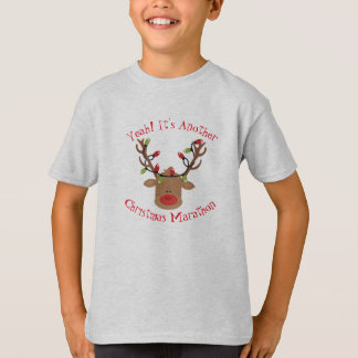 Kids Rudolph Christmas T-Shirt
