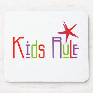 Kids Rule Mousepad