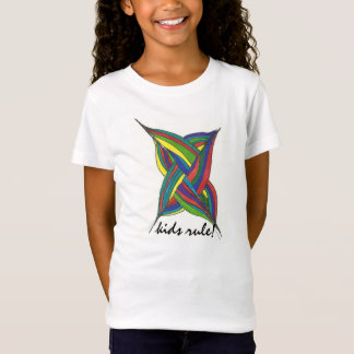 Kids Rule T-shirt