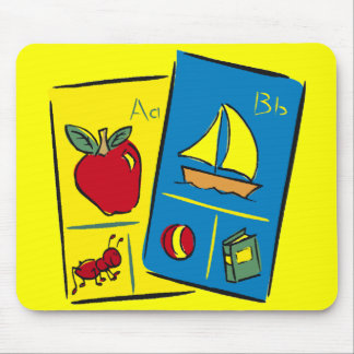 Kids School T Shirts and Kids Gifts Mouse Pad