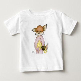 Kid's shirt with original artwork FOX