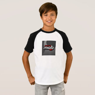 Kids' Short Sleeve Raglan T-Shirt