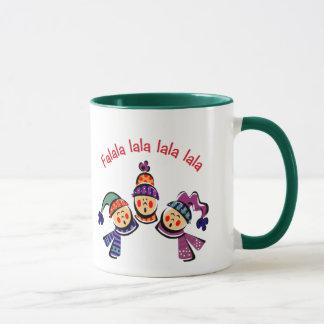 Kids singing falala... mug