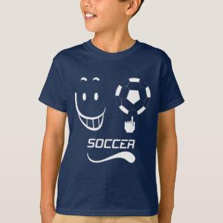 KIDS SOCCER T-SHIRT