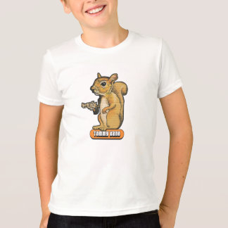 Kids Squirrel T-shirt