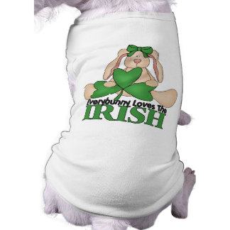 Kids St Patrick s Day Gift Pet Tee Shirt