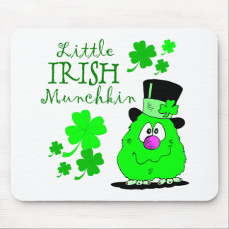 Kids St Patrick s Day Gift Mouse Pads