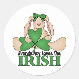 Kids St Patrick s Day Gift Sticker