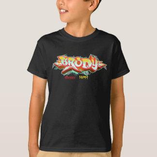 Kids Streetwear: Brody Graffiti T-Shirt