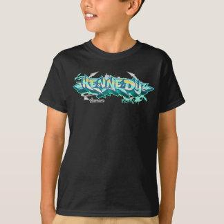 Kids Streetwear: Kennedy Graffiti T-Shirt