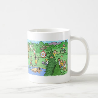 Kids Summer Camp Mug
