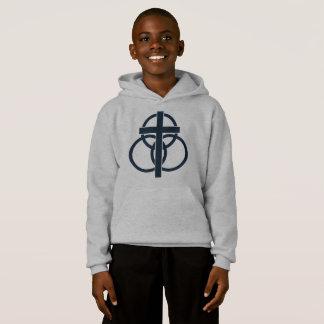 Kid's Sweatshirt: Modern Logo