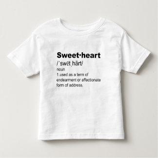 Kid's Sweetheart T-Shirt