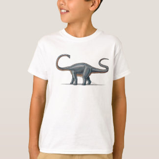 Kids T-shirt Apatosaurus Dinosaur
