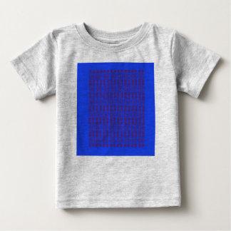 Kids t-shirt arabic blue