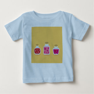 Kids t-shirt blue with LOVE JAMS