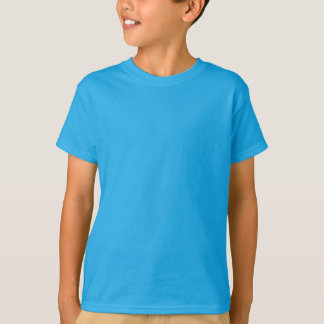 Kids' t-shirt DIY add text image change colour fun