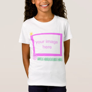 Kid's T-Shirt Photo Template