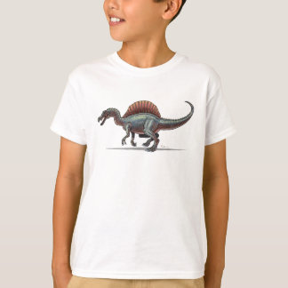 Kids T-shirt Spinosaurus Dinosaur