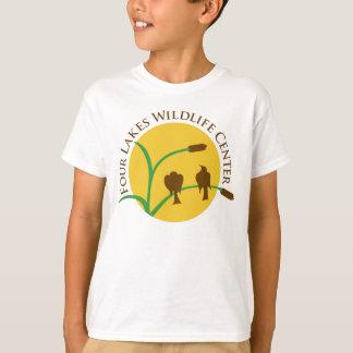 Kid's t-shirt - White