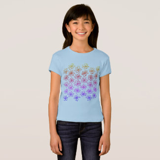 Kids t-shirt with  art
