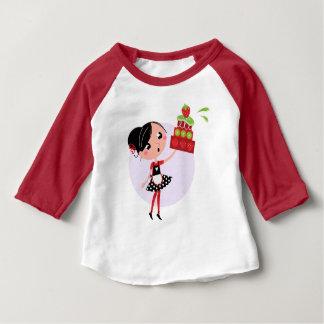 Kids t-shirt with original Illustration