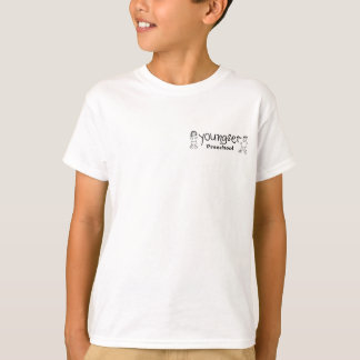 Kids t-shirt with small logo