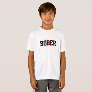 Kid's tennis t shirt | Custom clothing with name