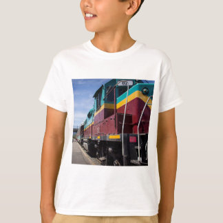 Kids Train T Shirt