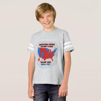 Kids Trump Wins Shirt