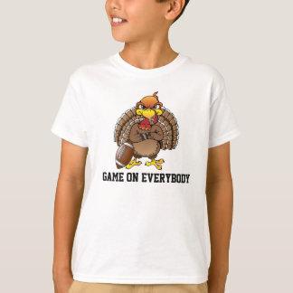 Kids Turkey Bowl Shirt